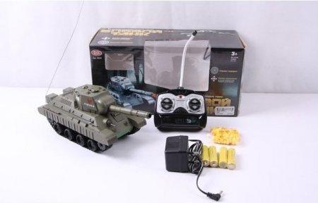 Танк боевой радиоуправляемый  КНР Игрушки
