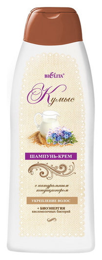 """Шампунь-крем """"кумыс""""  Белита - Витекс"""