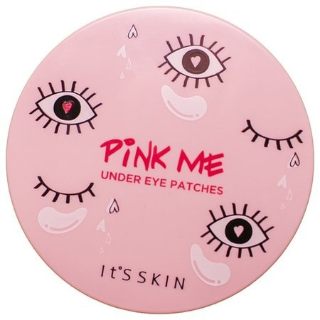 Патчи гидрогелевые Pink Me Under Eye Patches  It's Skin