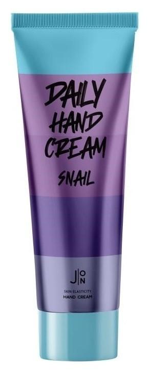 Крем для рук Daily Hand Cream Snail  J:ON