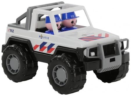 Автомобиль-джип полиция Сафари  Полесье
