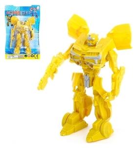 Робот Супергерой световые эффекты