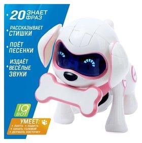 Собака-робот интерактивная «Чаппи», русское озвучивание