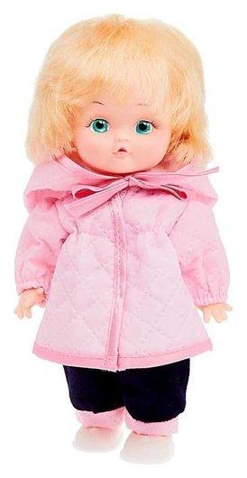 Кукла Женя Весна звуковые функции 30 см  Мир кукол