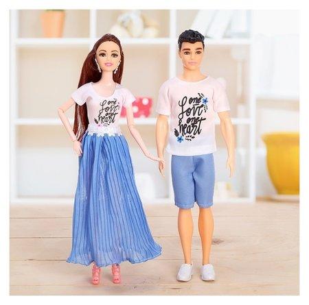 Набор кукол- моделей Семья  КНР