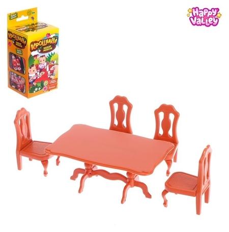 Набор мебели Крошики  Happy Valley