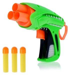 Пистолет Защитник стреляет мягкими пулями