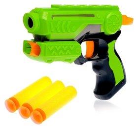Пистолет Меткий стрелок стреляет мягкими пулями