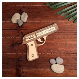 Сувенирное оружие Резинкострел