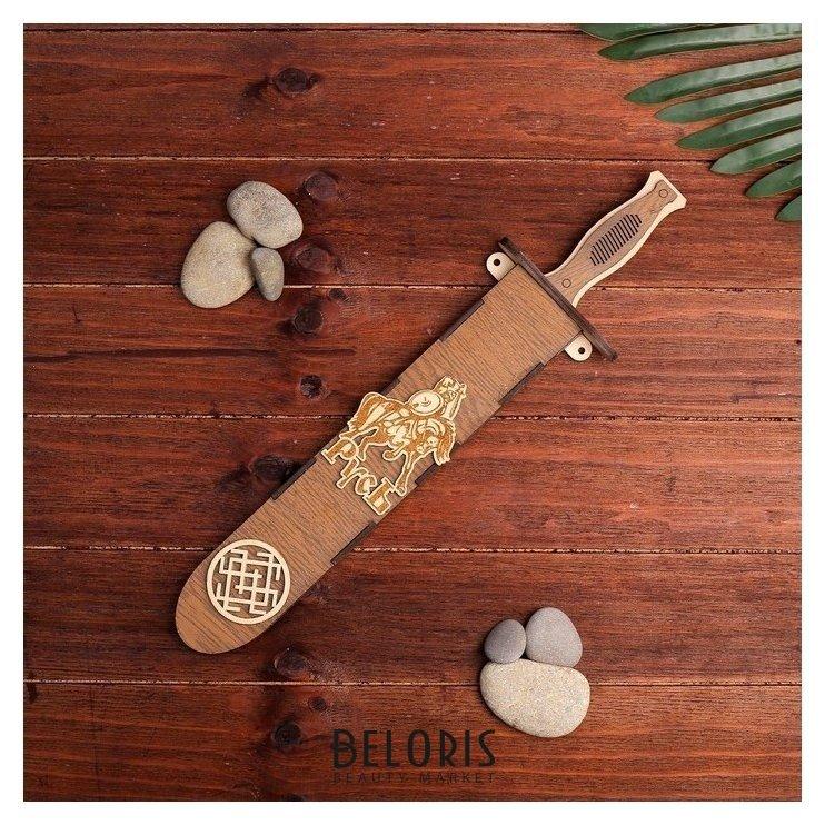 Сувенирное оружие Меч в ножнах Русь 34,5 см КНР