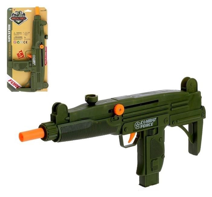 Пистолет-трещотка Узи  КНР