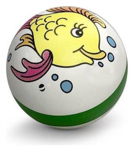 Мяч детский с рисунком  Чебоксарские мячи