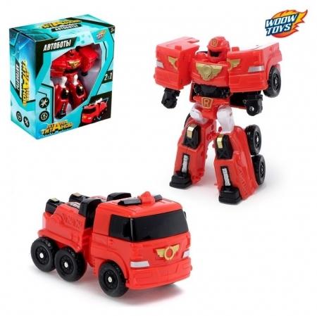 Робот-трансформер Автобот   Woow toys