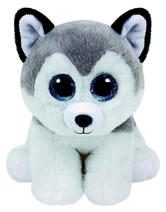 Мягкая игрушка Собачка Buff 15 см  TY