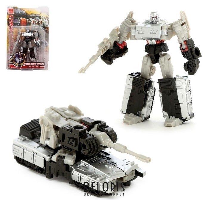 Робот-трансформер Роботанк  Machine boy