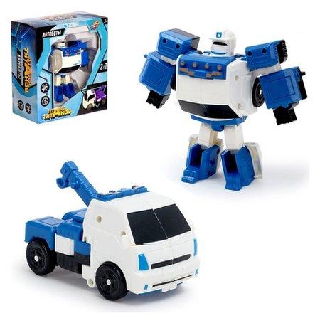 Робот-трансформер Эвакуатор   Woow toys