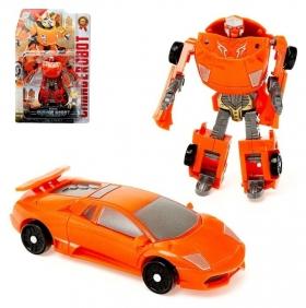 Робот-трансформер Спорткар