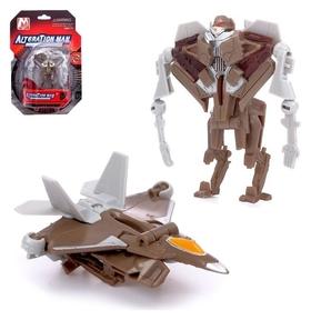 Робот-трансформер Истребитель