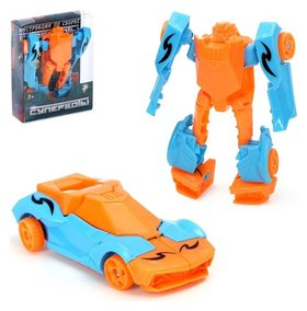 Робот-трансформер Автобот