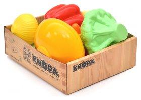 Малый ящик игровой Овощи  Knopa