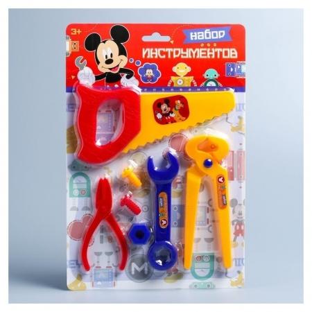 Набор инструментов Mickey Микки Маус, 7 предметов  Disney