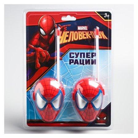 Набор раций Супер рации Человек-паук  Marvel