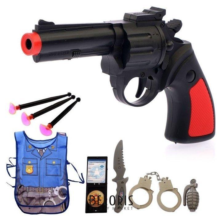 игровой набор полицейского для мальчика