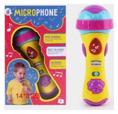 Микрофон игрушечный  КНР Игрушки