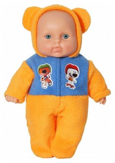 Кукла пластмассовая Малыш 3  Весна Игрушки