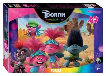 Пазл 120 элементов Trolls-2  Step puzzle
