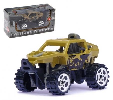Машина металлическая «Военная техника»  Автоград