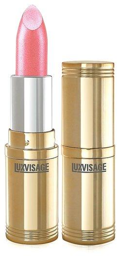 Помада для губ перламутровая с глянцевым блеском Luxvisage