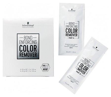 Набор для деколорирования волос Bond Enforcing Color Remover  Schwarzkopf Professional