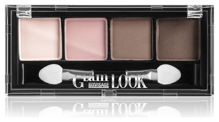 Тени для век Glam Look  Luxvisage
