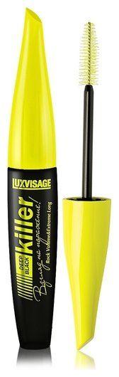 Тушь для ресниц Killer deep black  Luxvisage