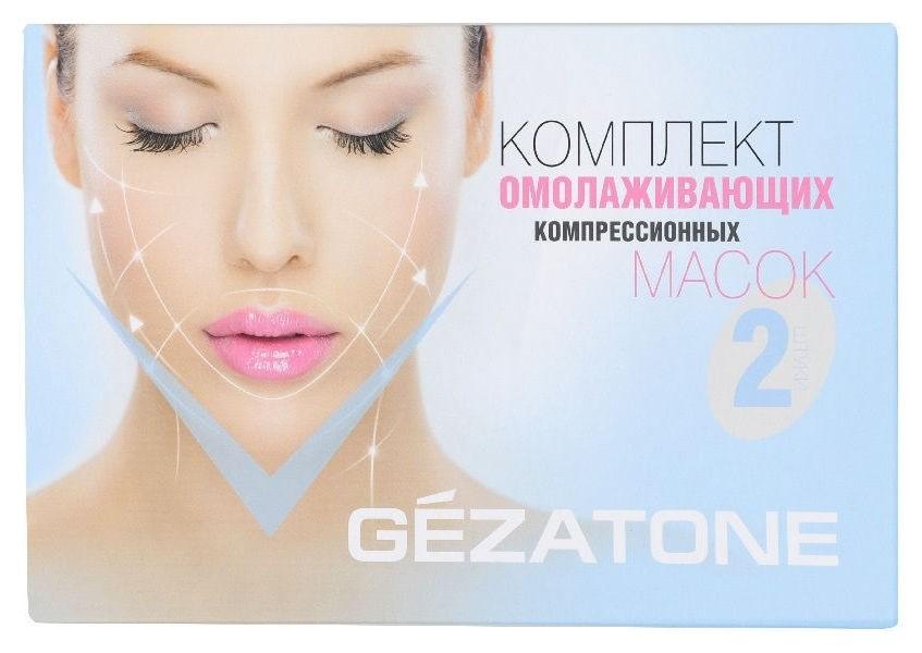 Маска компрессионная для лица  Gezatone