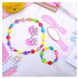 Комплект детский 6 предметов, цветной  Выбражулька