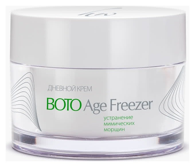 Крем дневной Boto Age Freezer  Premium