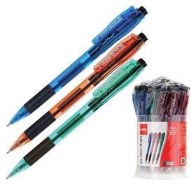 Ручка шариковая автомат Joy Neon tinted  Cello