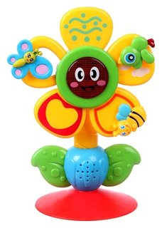 Развивающая музыкальная игрушка Цветочек