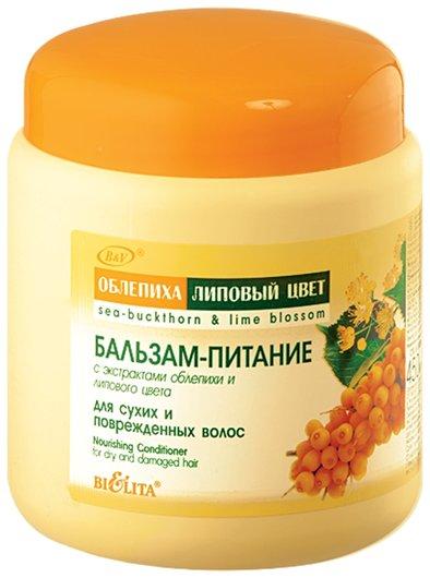 Бальзам-питание для сухи и поврежденных волос  Белита - Витекс