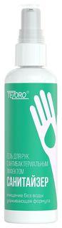 Гель для рук с антибактериальный эффектом Санитайзер Tezoro