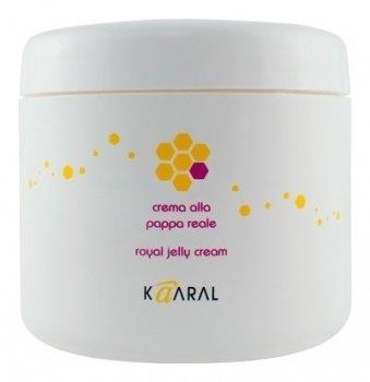 Питательная маска для волос с пчелиным маточным молочком