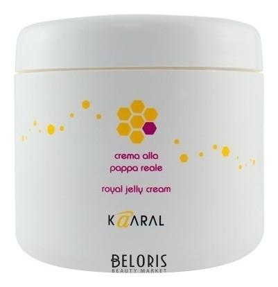 Питательная маска для волос с пчелиным маточным молочком Kaaral X-FORM восстановление и уход