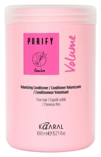 Кондиционер-объем для тонких волос  Kaaral