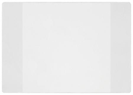 Обложки 210х350 мм, комплект 10 шт., для тетрадей и дневников, пэ, 60 мкм  Пифагор