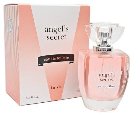 """Туалетная вода """"Angel's Secret"""" (Энджелс Сикрет)  Dilis Parfum"""