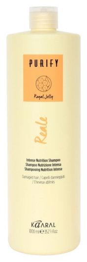 Восстанавливающий шампунь для поврежденных волос  Kaaral