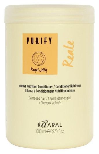 Интенсивный восстанавливающий кондиционер для поврежденных волос  Kaaral