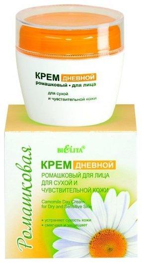 Крем для лица дневной для сухой и чувстельной кожи  Белита - Витекс